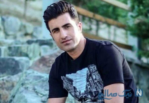 خواننده معروف محسن لرستانی در دادگاه دیده شد