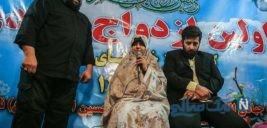 زوج جهادگر در کوره پزخانههای جنوب تهران ازدواج کردند