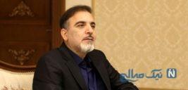 بستری شدن مسعود سلیمانی دانشمند ایرانی در بیمارستان قلب تهران