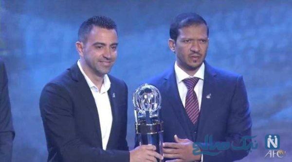 مرد سال فوتبال آسیا