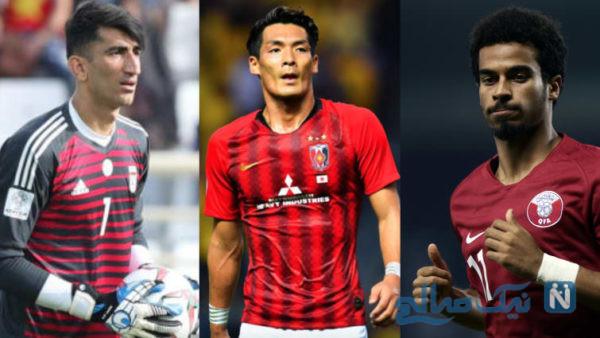 مرد سال فوتبال آسیا در سال ۲۰۱۹ مشخص شد