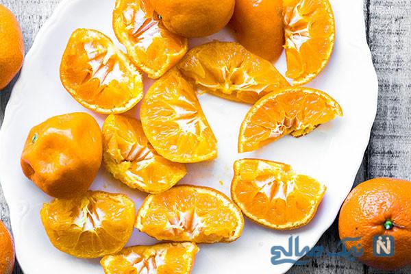 نارنگی کرم دار معضل جدی پس از کیک های قرص دار