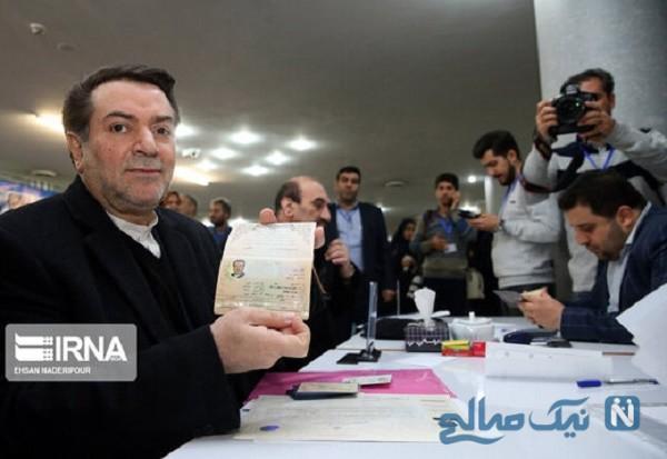 روز سوم نام نویسی از داوطلبان انتخابات مجلس