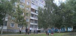 اتفاق باور نکردنی از نجات کودک هنگام سقوط از آپارتمان