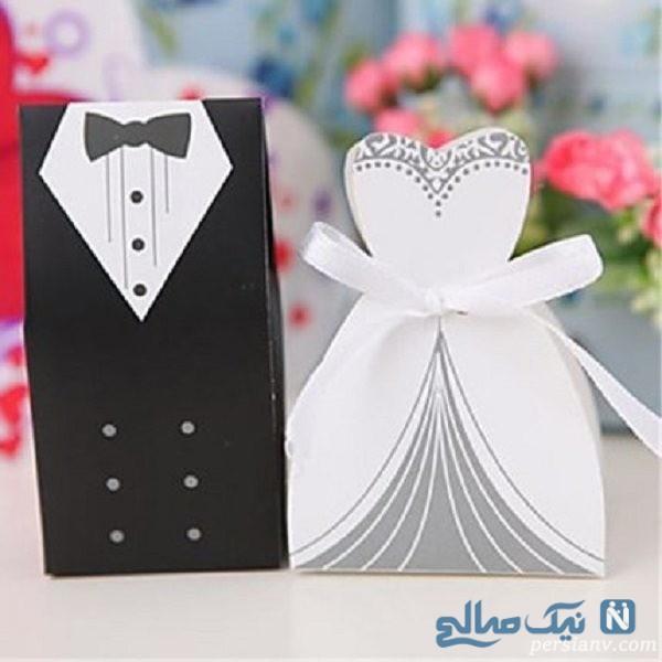 هدیه لاکچری ازدواج توسط پدر و مادر عروس!
