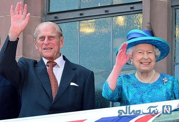ماجرای بیماری شاهزاده فیلیپ ۹۸ همسر ملکه انگلیس