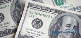 کاهش قیمت دلار به ۱۲۰۰۰ تومان