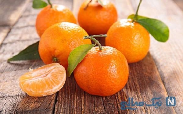 کرم در نارنگی و سالم نبودن این میوه صحت دارد؟ ببینید