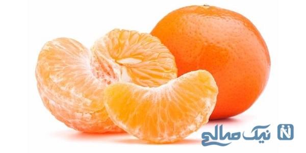 کرم در نارنگی