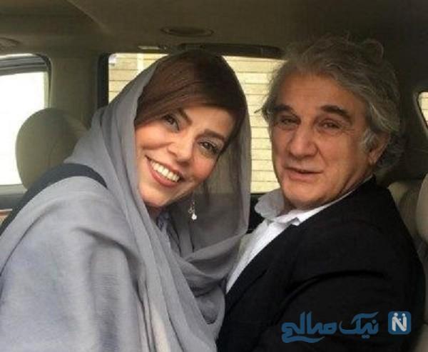 مهدی هاشمی و همسر دوم