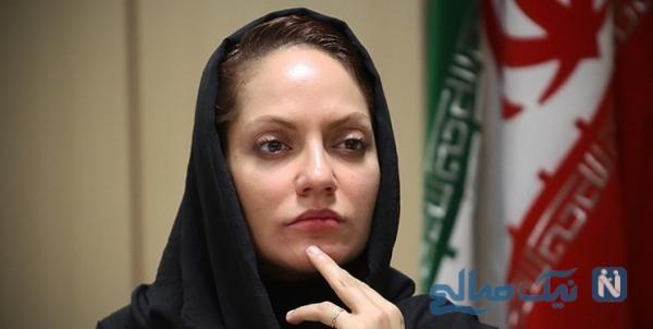 اتهام مهناز افشار در ایران تبلیغ علیه نظام است