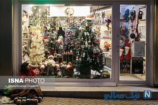 خرید جشن کریسمس در تهران