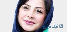 تم جالب دهه شصتی بازیگران زن در شام ایرانی