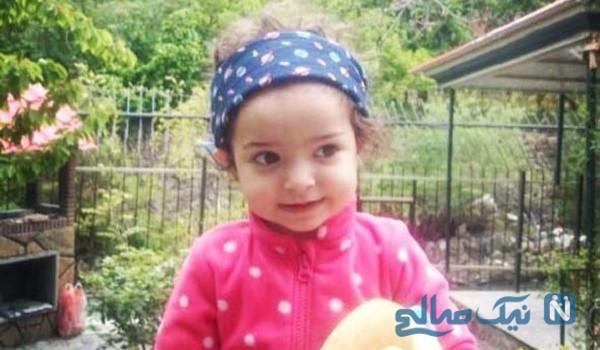 حضور ناگهانی دختر بچه مجری در برنامه پخش زنده خبری