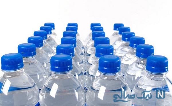 هرگز این بطری های آب معدنی را نخرید