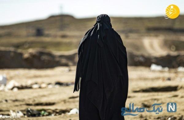 بیوه های داعشی