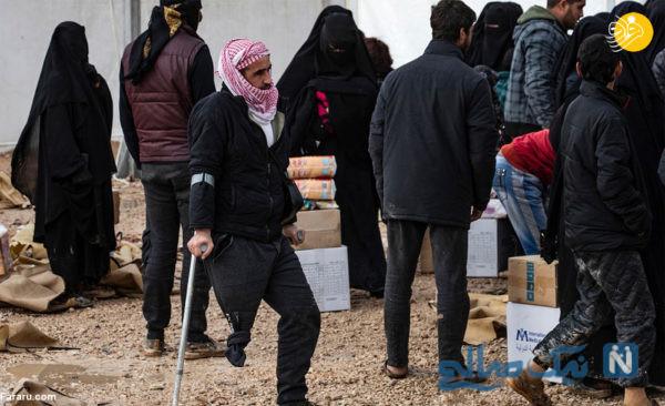 بازار زنان داعشی