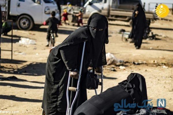 بیوه داعشی