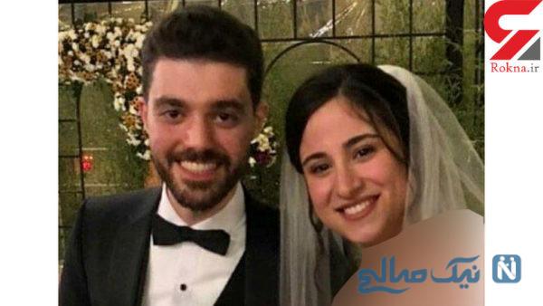 تازه عروس و داماد
