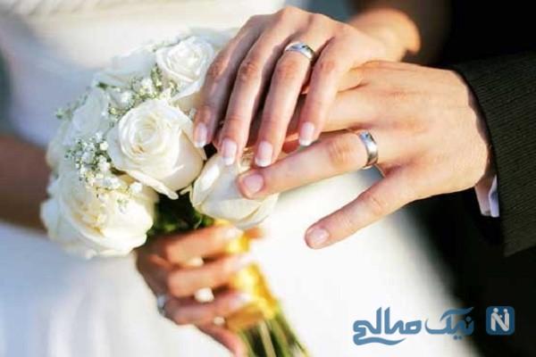 عروس پس از دو هفته مرد از آب در آمد , داماد شیفته حجابش بود