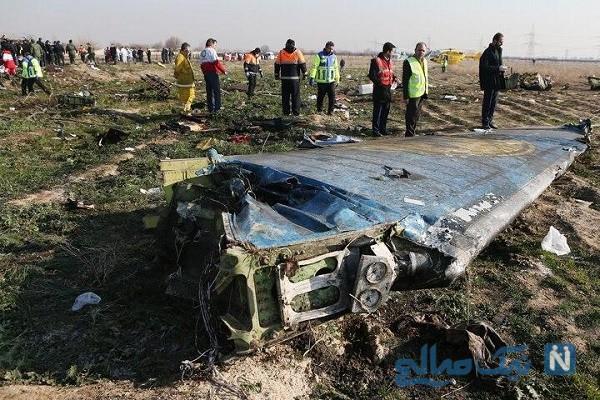 درخواست خانواده جانباختگان هواپیمای اوکراینی از مسئولان