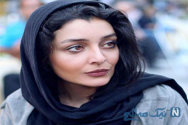 جنجال کلیپ عروسی حامد بهداد و ساره بیات در سریال دل