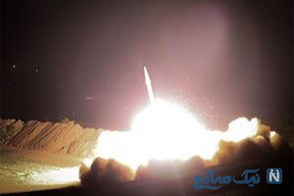 فوری , انتقام سخت ایران با حمله به پایگاه نظامی آمریکا در عراق + ویدیو