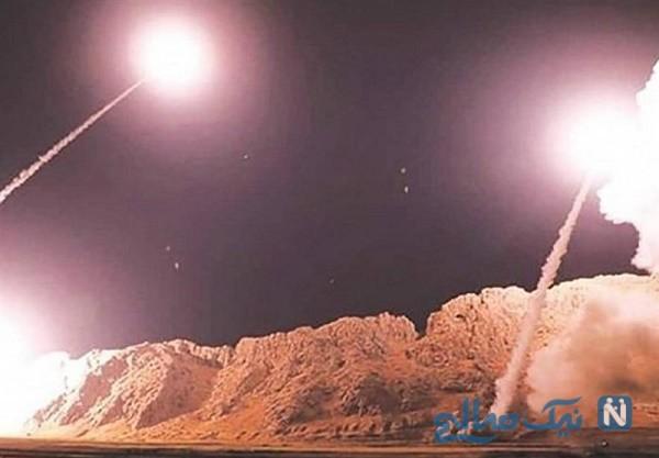 توصیف دلهره آور سرباز آمریکایی از حمله موشکی ایران به عین الاسد