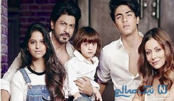 خانواده شاهرخ خان