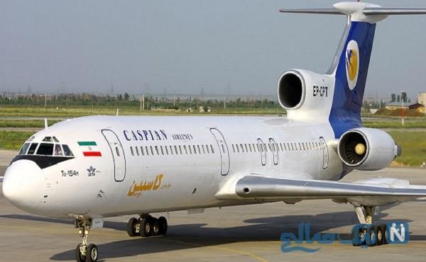 جزئیات خروج هواپیما از باند فرودگاه در ماهشهر