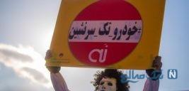 غافلگیری عجیب خودروهای تک سرنشین در اصفهان