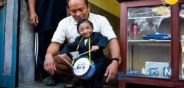 جزئیات درگذشت کوتاه قدترین مرد جهان در نپال
