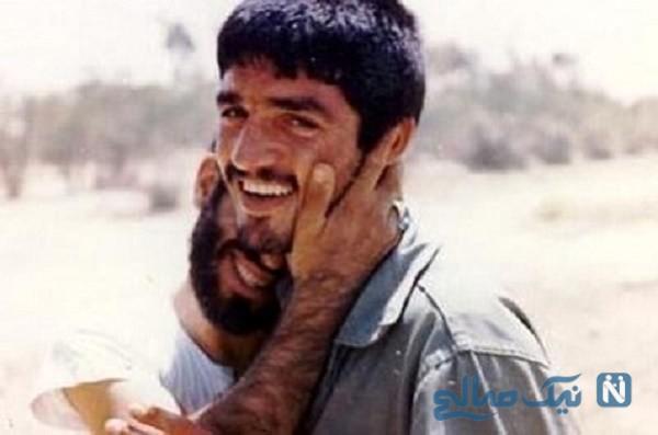 دفن شهید سلیمانی