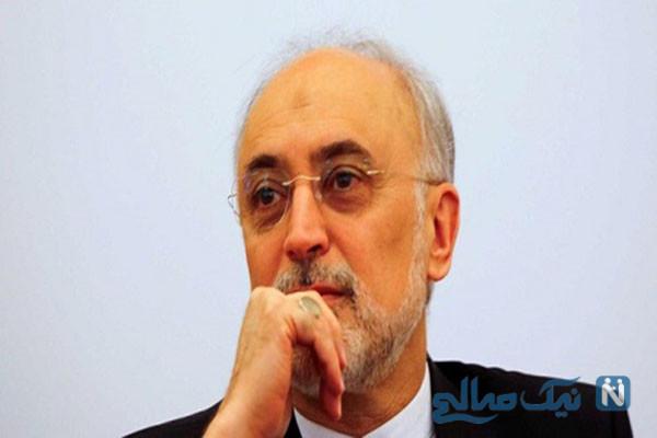 اعلام خبر تحریم شدن رئیس سازمان انرژی اتمی