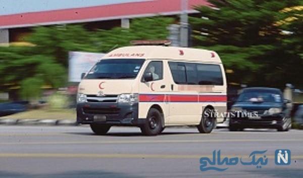 راننده آمبولانس