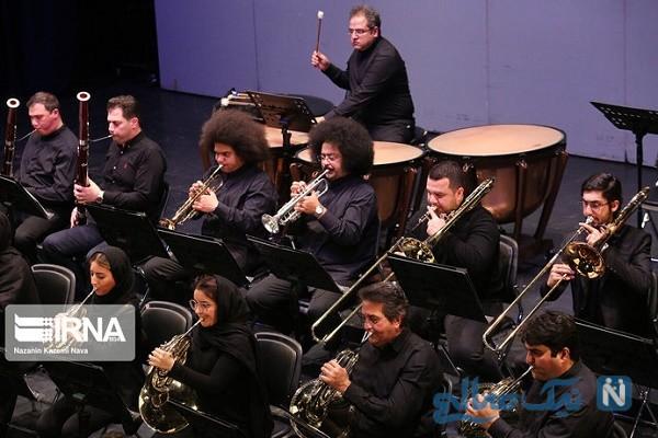 ارکستر سمفونیک تهران بدون رهبر