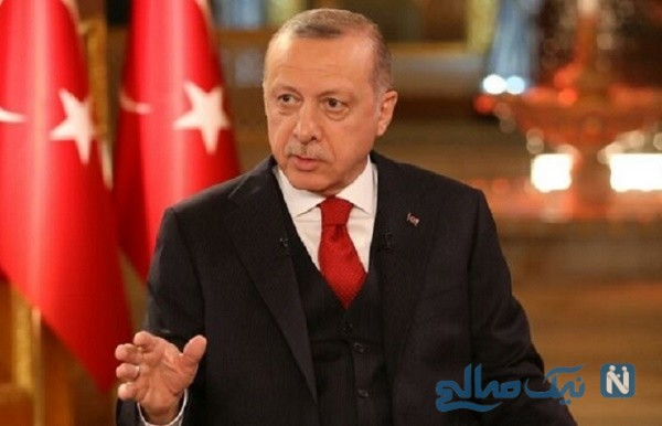 اردوغان زیر تابوت جانباختگان زلزله ترکیه
