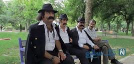 نماد زیبایی مردها در سودان، گینه ، کره جنوبی ، برزیل و ایران !!