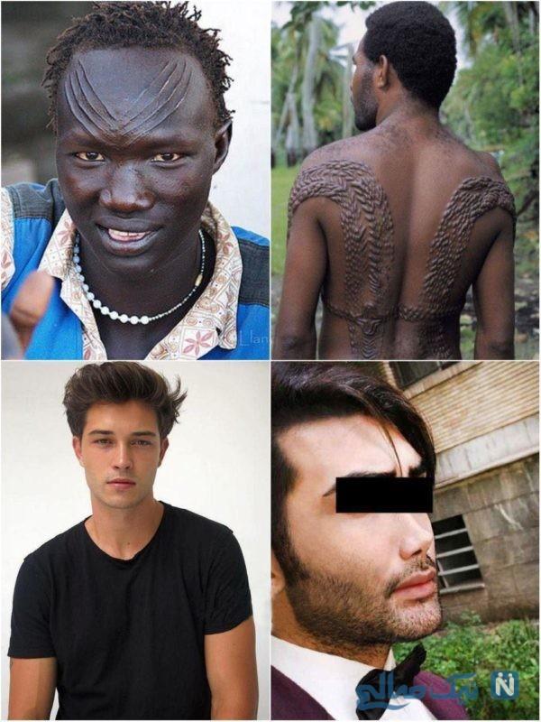 زیبایی مردها