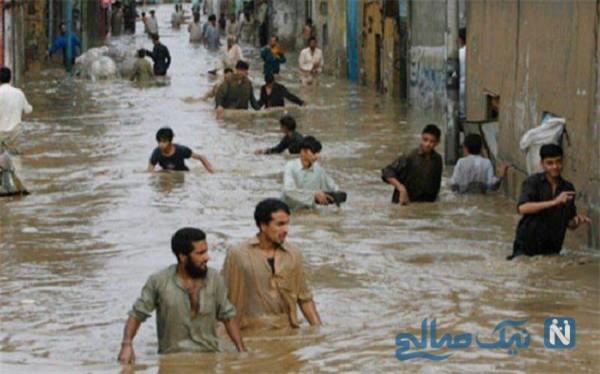 سیل در سیستان بلوچستان