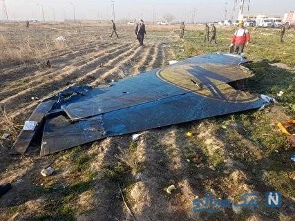 شلیک پدافند ، عامل سقوط هواپیمای اوکراینی / عذرخواهی و تسلیت