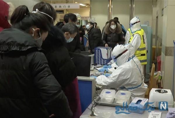 ویدیوی جدید از قرنطینه شهر ووهان چین پس از شیوع ویروس کرونا