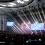 حواشی اولین کنسرت مهراد جم و حرکات عجیب این خواننده پاپ