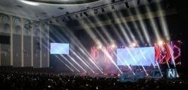 حواشی اولین کنسرت مهرداد جم و حرکات عجیب این خواننده پاپ