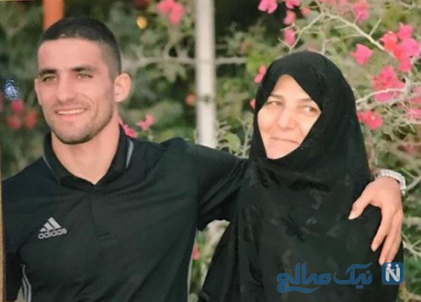 عروسی میلاد محمدی