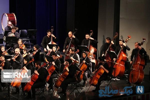 اجرای جنجالی ارکستر سمفونیک تهران بدون رهبر در تالار وحدت
