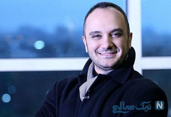 عکس جدید احسان کرمی مجری ممنوع التصویر شیک و لاکچری