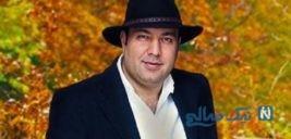 عکس جدید علی اوجی با ظاهر خاص و متفاوت
