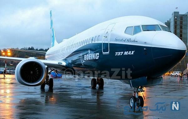 فرود اضطراری هواپیما و لحظات دلهره آور برای مسافران