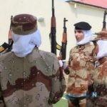 لباس نظامی بانوان در عربستان و زنان نظامی عرب
